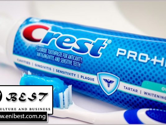 Toothpaste Production
