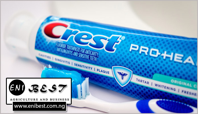 Homemade Toothpaste Production Simple Steps Eni Best