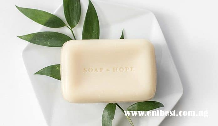 bar soap production