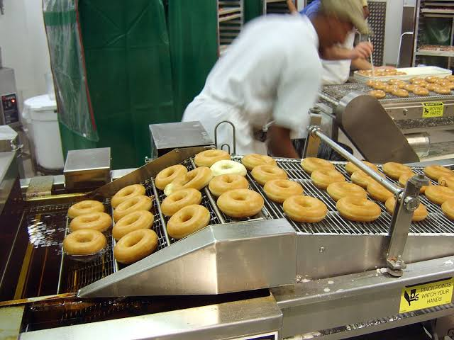 Doughnut production business