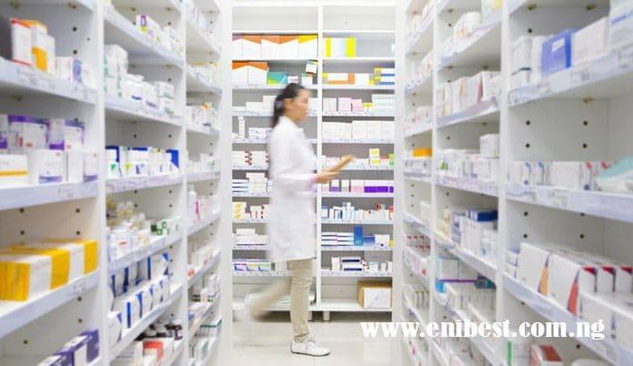 patent medicine store