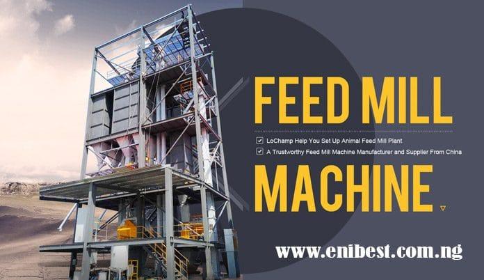 Begin Feed Mill Business In Nigeria