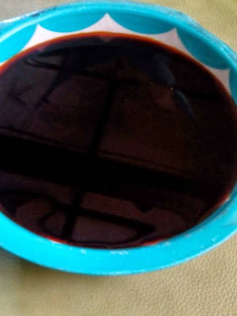 Black palm kernel oil production