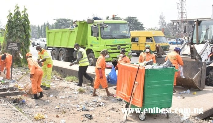 waste collection business