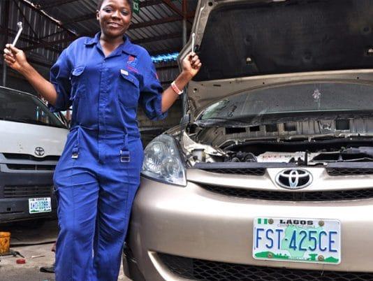 mechanic business