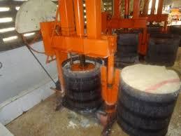 Garri production, garri processing