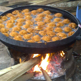 Bean cake, akara business