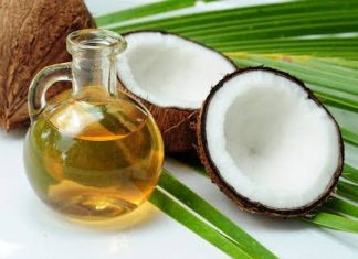 coconut oil production