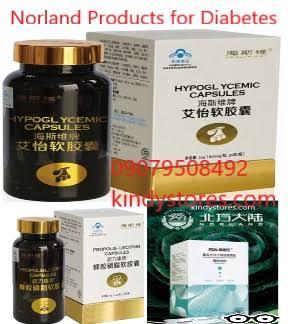 Norland Nigeria, Borland diabetes