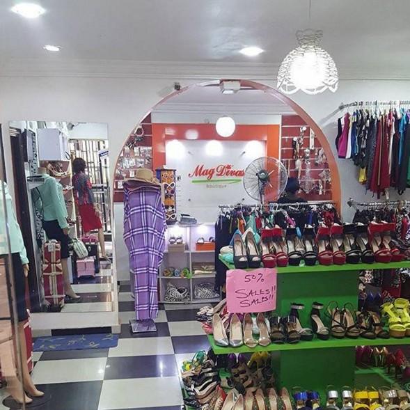 Boutique business