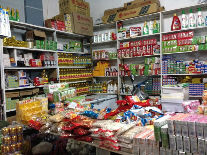 Mini-supermarket, provision store business