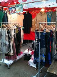 Boutique business, okrika business, clothing business