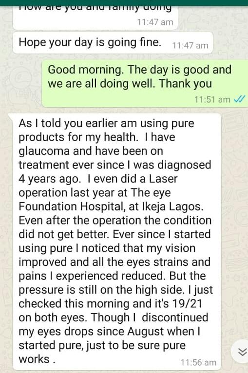 Purxcel Eye Product