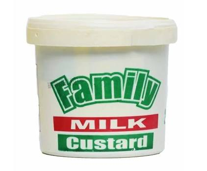 Custard production