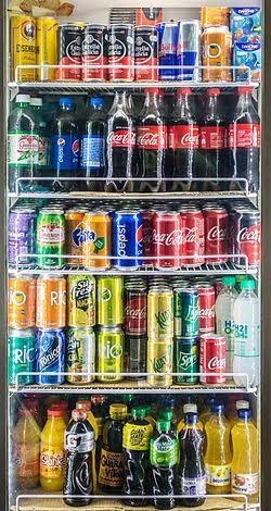 Soft drink business, drink distribution business