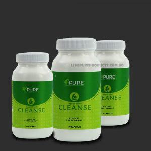 pure cleanse, purxcel benefit