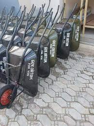 wheelbarrow rental business
